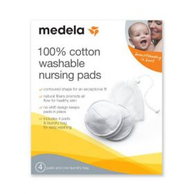 Bra Pads Washable 4 pieces