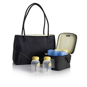 Breast Pump Bag City Style