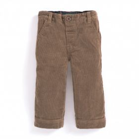 Cord Trouser Fawn