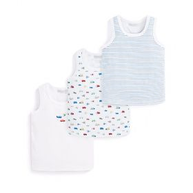 3-pack Vest Transport 2-3 Years