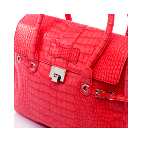 Elegant Alligator Nova Harley Bag