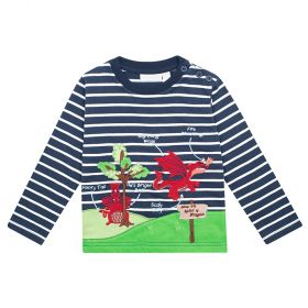 Shirt Welsh Dragon  6-12 Months