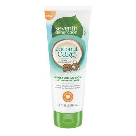 Seventh Generation Baby Personal Care Moisturizing Lotion with Coconut care