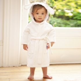 Bunny Towelling Robe