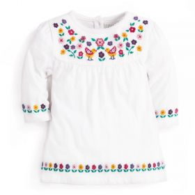 Pretty Embroidered Tunic