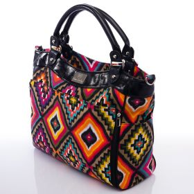 Wedge Aztec Nova Harely Bag